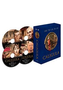 カリギュラ<制作35周年記念インペリアルBOX> 初回限定生産4枚組